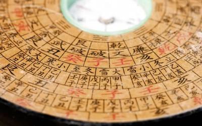 Feng Shui Kompass Bagua