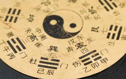 Bagua Methode - Feng Shui